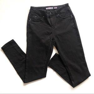YMI Wanna Betta Butt? Mid Rise Jeans Booty Shaping